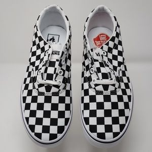 Women's Vans Doheny Checkered Sneakers Size 8.5